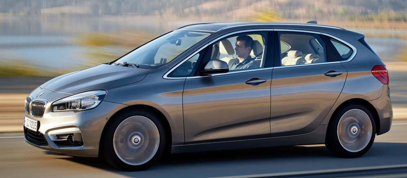 BMW 2-Series Active Tourer Reviewed by BMW Product Manager
