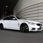 BMW 4-Series Gran Coupe M Sport Package by 3D Design