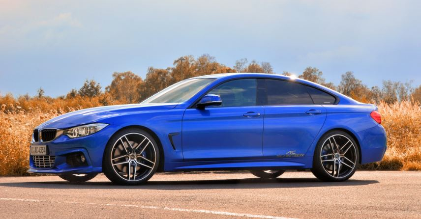 BMW 4-Series Gran Coupe by AC Schnitzer