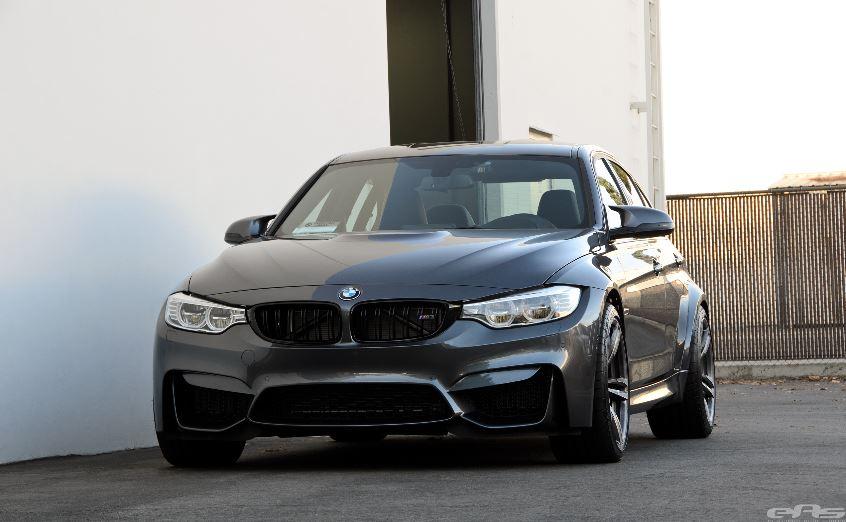 BMW F80 M3 Mineral Gray