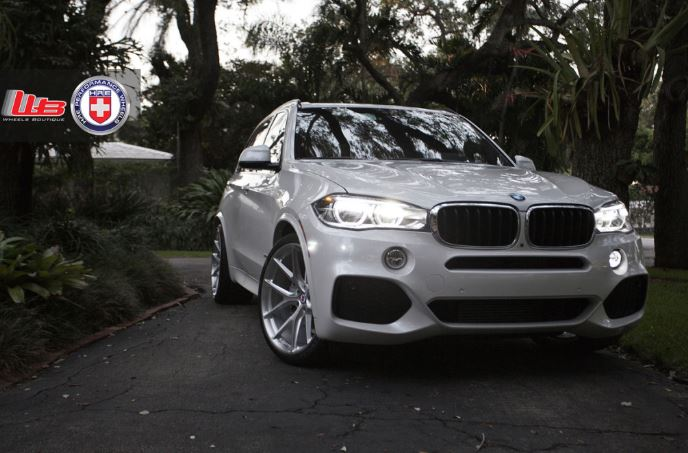BMW X5 Brushed Aluminum by Wheels Boutique