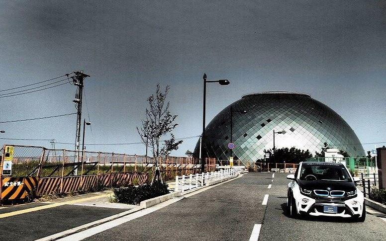 BMW i3 by Eve Ryn