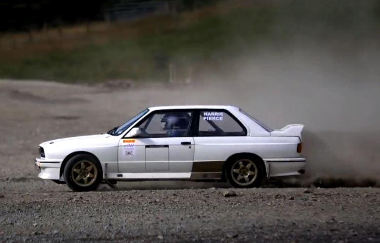 E30 BMW M3 Rally Car