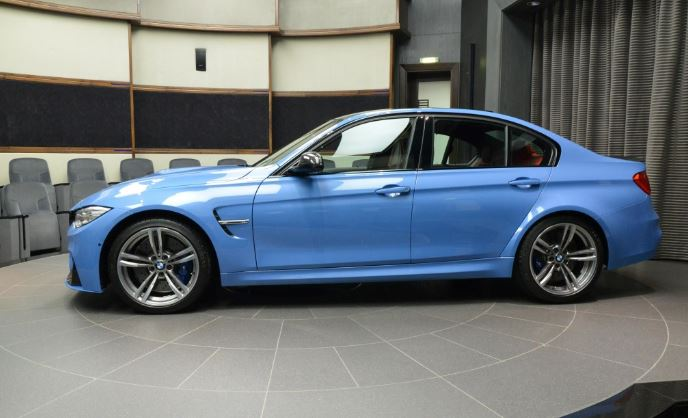 F80 BMW M3 with M Performance Parts | BMWCoop