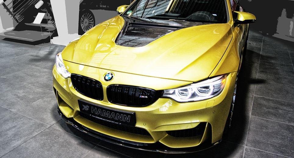 F82 BMW M4 by Hamann