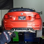F82 BMW M4 with M Performance Aero Package