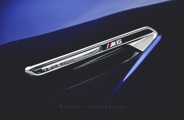 Future BMW M6