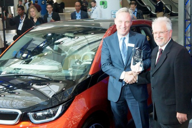 2014 BMW i3 - The 2015 Green Car of the Year