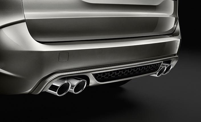 2015 BMW X5 M - Design