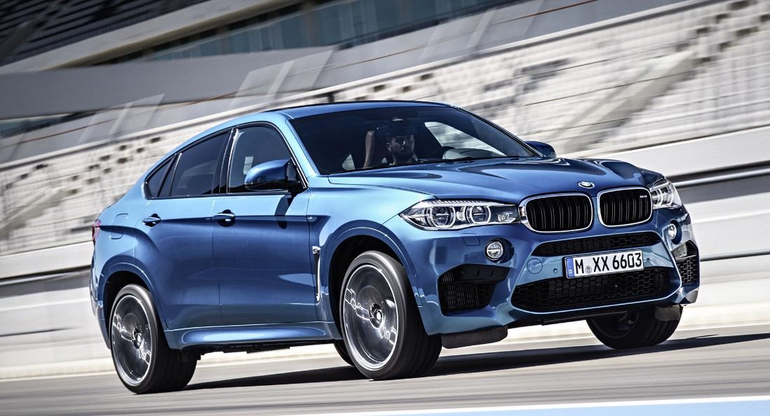2015 BMW X6 M New Promotional Video