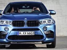 2015 BMW X6 M