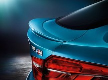 2015 BMW X6 M - Design