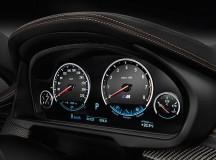 2015 BMW X6 M - Interior