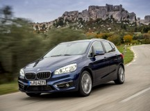 BMW 2-Series Active Tourer with xDrive