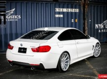 BMW 435i Alpine White by Exclusive Motoring