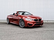 BMW M4 Convertible by Hamann