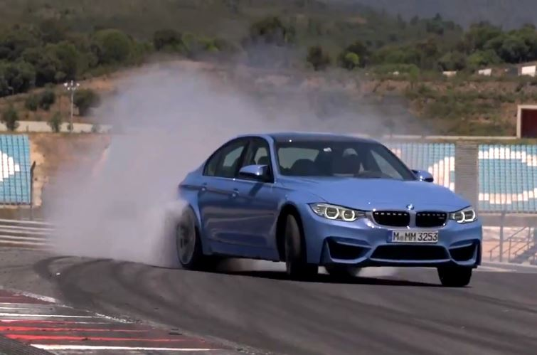 F80 BMW M3 Tested by Chris Harris