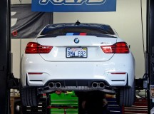 F82 BMW M4 Alpine White by EAS