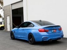 F82 BMW M4 Yas Marina Blue by EAS
