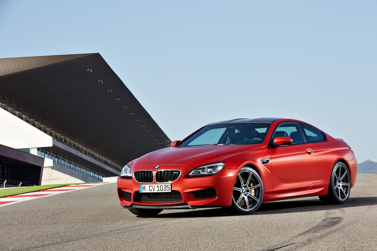 2015 BMW 6-Series facelift goes official