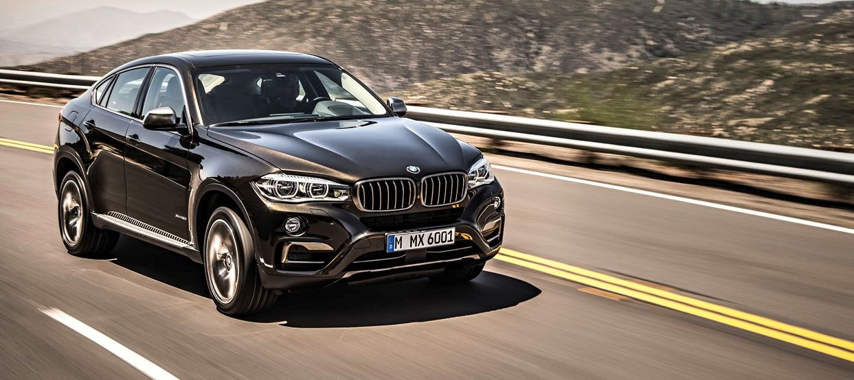 2015 BMW X6 Coming with Prices in Australia