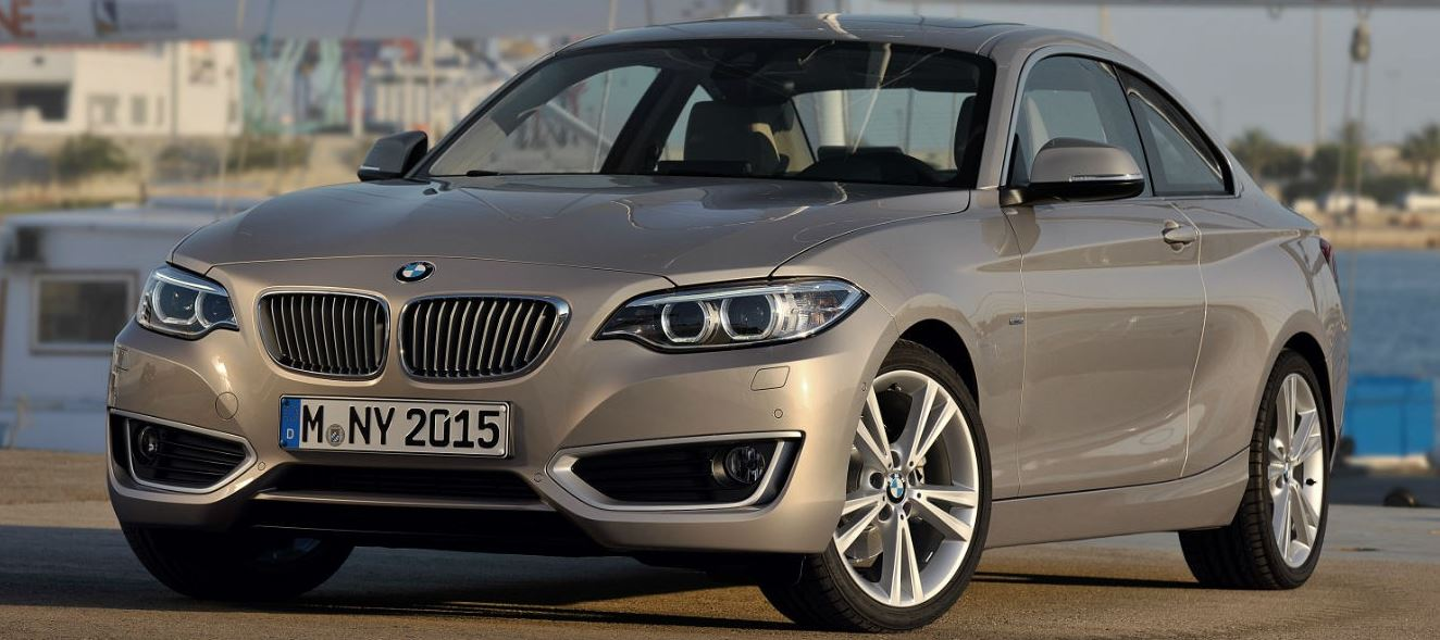 BMW 2-Series 218i Coupe Three-Cylinder Launched