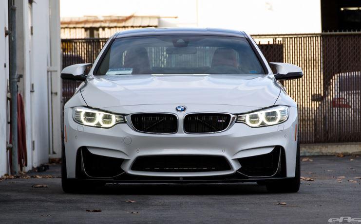 BMW M4 Alpine White by European Auto Source
