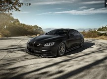 BMW M6 Gran Coupe Frozen Black by ENLAES