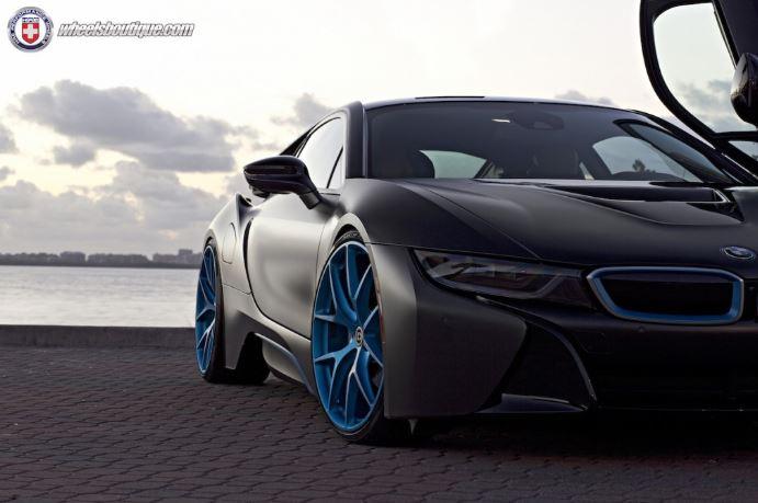 BMW i8 by Wheels Boutique
