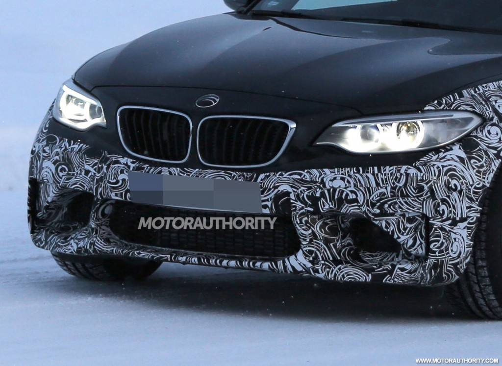 New-generation BMW M2 Coupe spotted in the wild