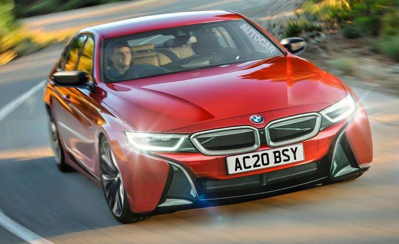 2022 BMW 3-Series Hybrid