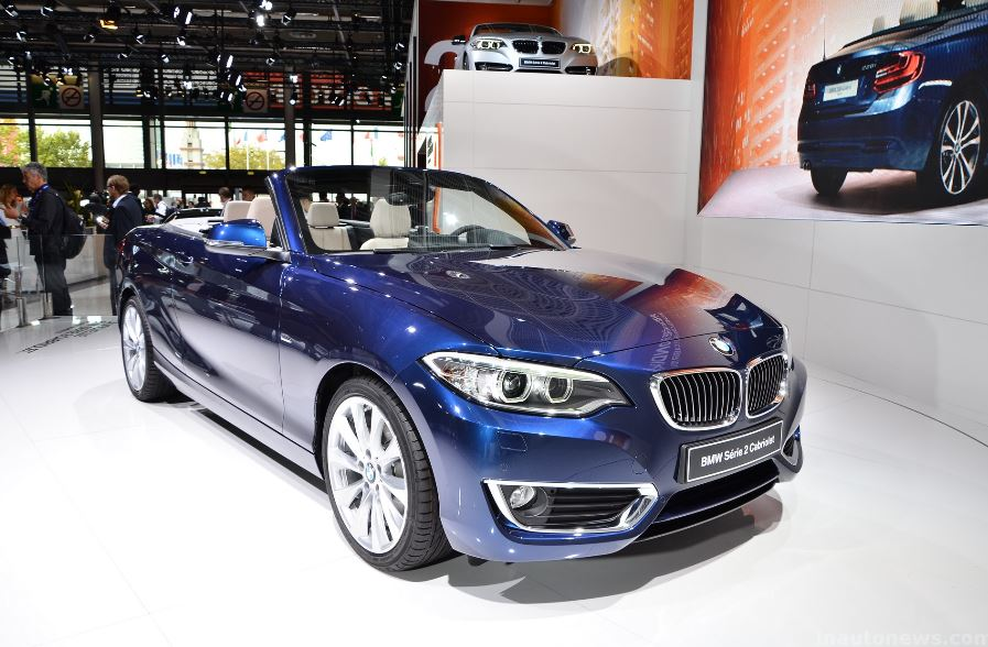 BMW 2-Series Convertible Available in Australia from 54,900 AUD