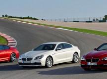 BMW 6-Series Lineup