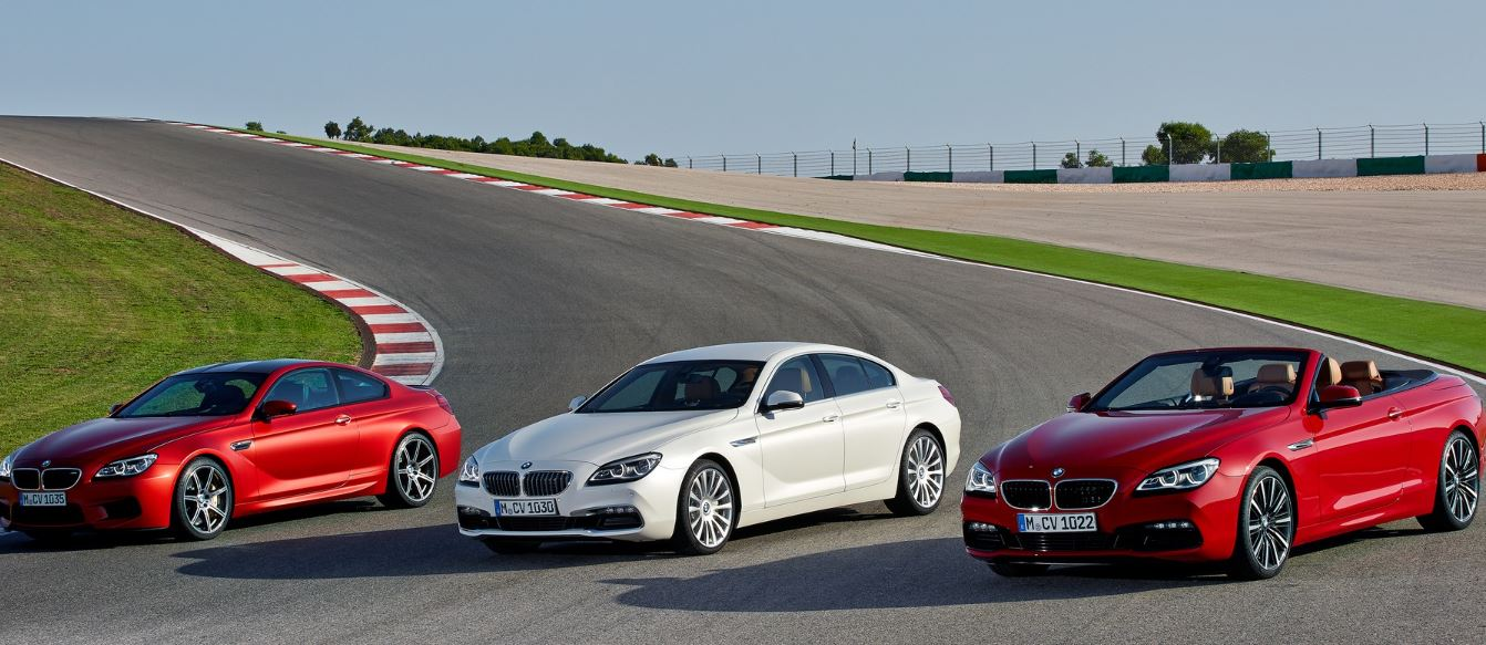 2015 NAIAS: BMW 6-Series Lineup Facelift Launched