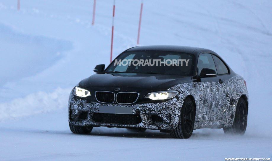 2016 BMW M2 Might Receive an xDrive Version