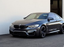 BMW M4 Mineral Grey by EAS