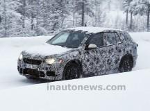 BMW X1 Spy Shot