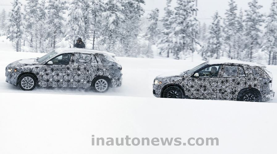 BMW X1 and FAST Caught on Shots