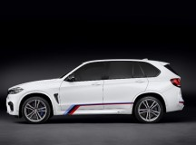 BMW X5 M and X6 M with M Performance Parts