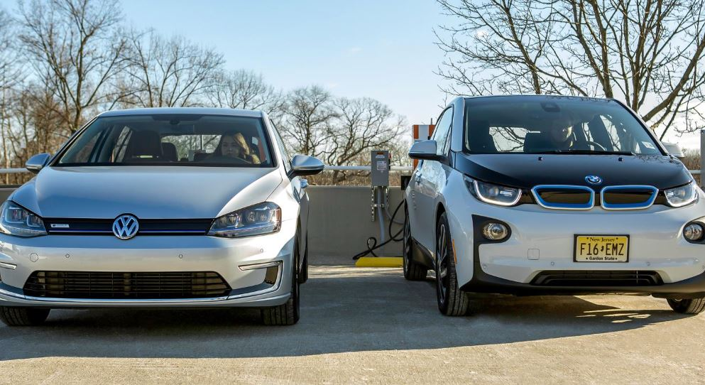 BMW & Volkswagen Partner ChargePoint for More Car Fast-Charging Station Sites