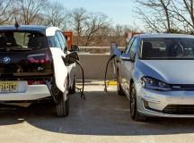 BMW i3 & Volkswagen e-Golf