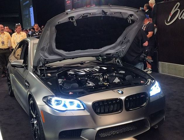 """Last Standing F10 BMW M5 """"30 Jahre Edition"""" Sold Out for Whopping Price"""