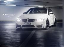 F80 BMW M3 Alpine White by ATT-Tec