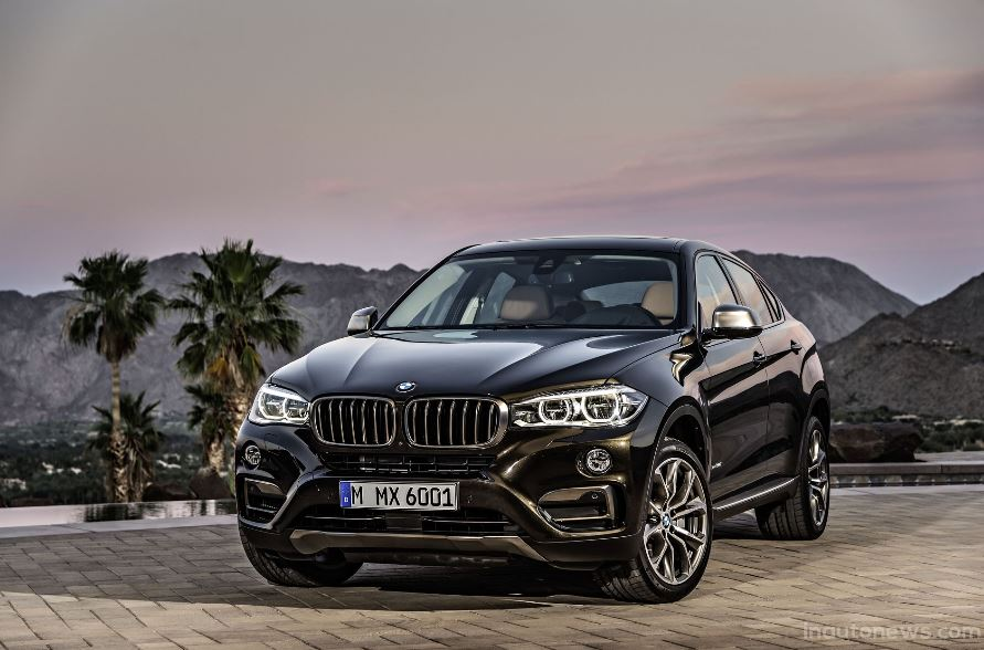 2015 BMW X6 Available in Australia from 115,400 AUD