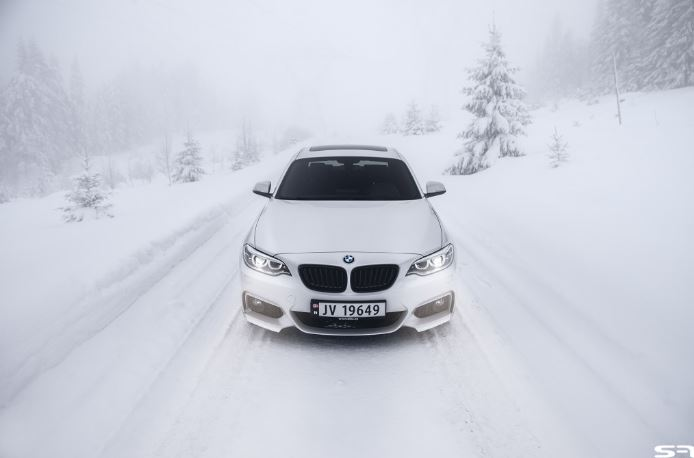 BMW 2-Series Coupe Photo Session by Stian Furuseth Photography