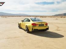 BMW GTRS4 by Vorsteiner