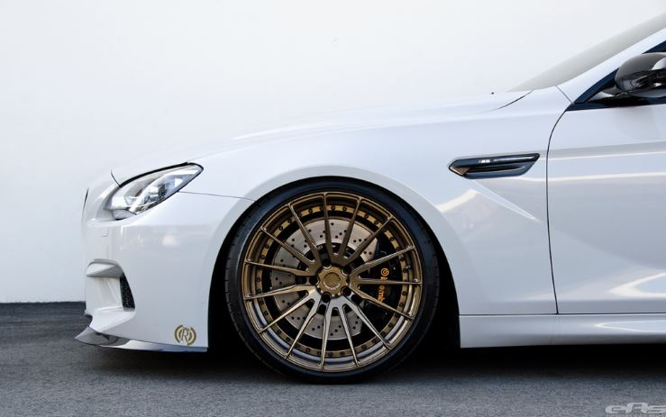 BMW M6 Gran Coupe Customized by European Auto Source