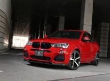 BMW X4 by 3D Design