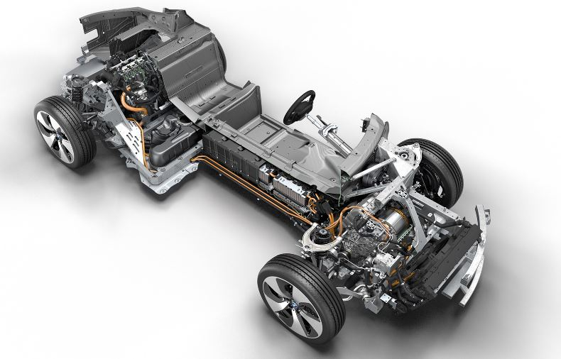 BMW`s F18 PHEV Project