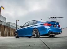 F30 BMW 3-Series with Vossen Wheels By TAG Motorsport